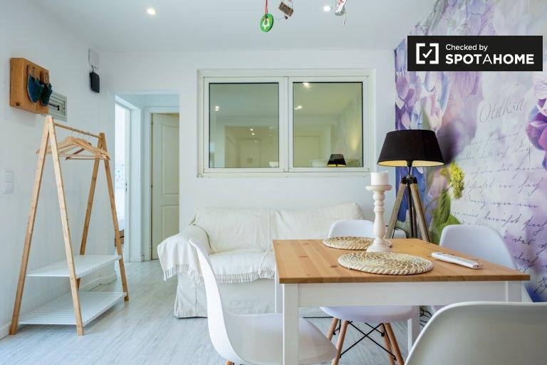 Apartamento de 2 quartos para alugar no Estoril, Lisboa