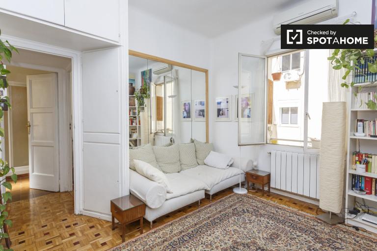2-Zimmer-Wohnung mit AC zu vermieten in Malasaña, Madrid