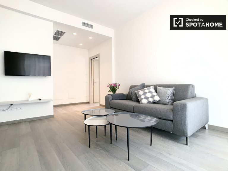 Modern 1-bedroom apartment for rent in Washington, Milan