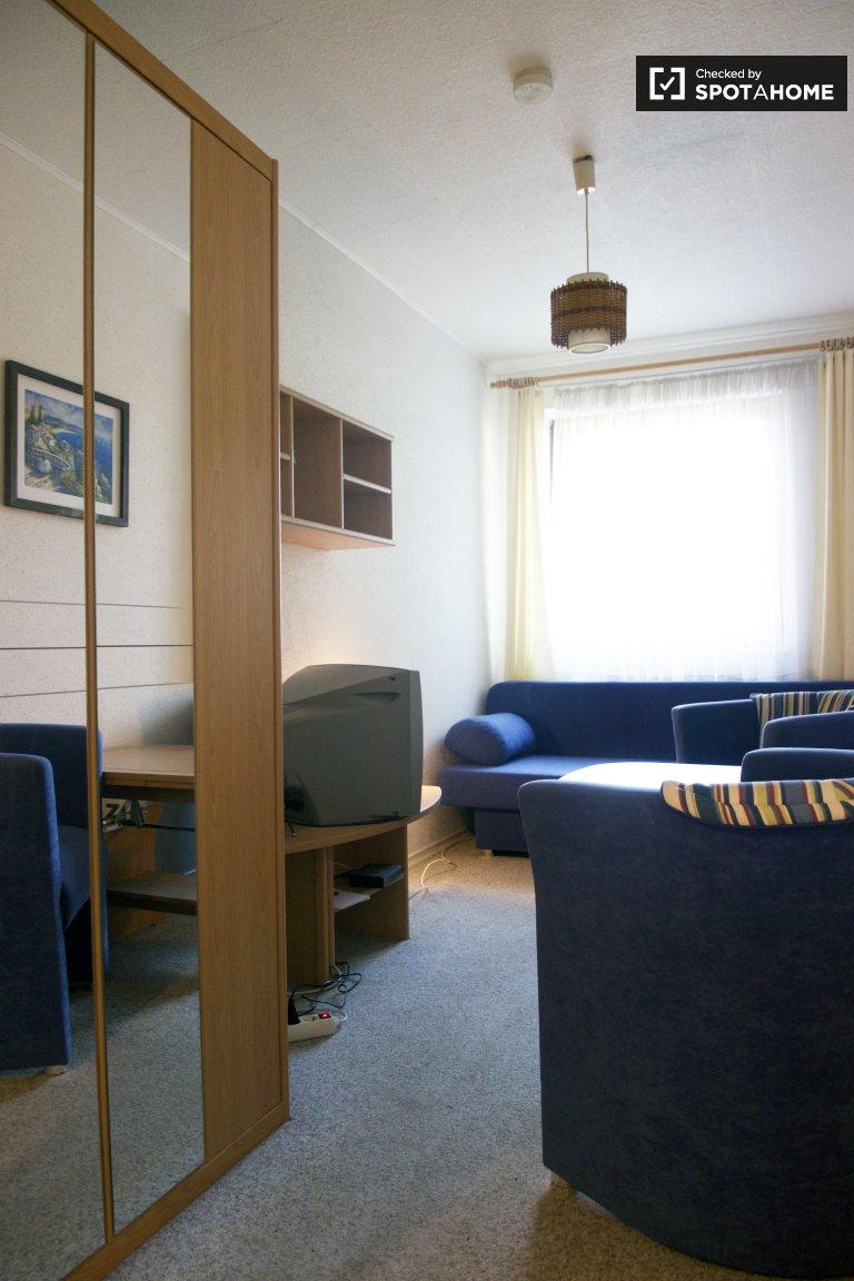 Ładny pokój we wspólnym domu w Schulzendorf