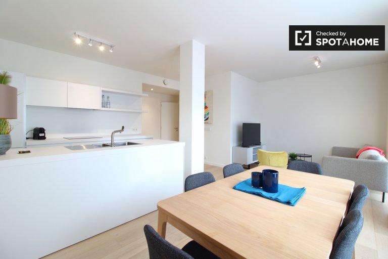 3-pokojowe mieszkanie do wynajęcia w Ixelles, Bruksela