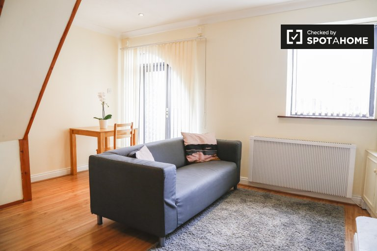 Neat 1-bedroom apartment for rent in Drumcondra, Dublin