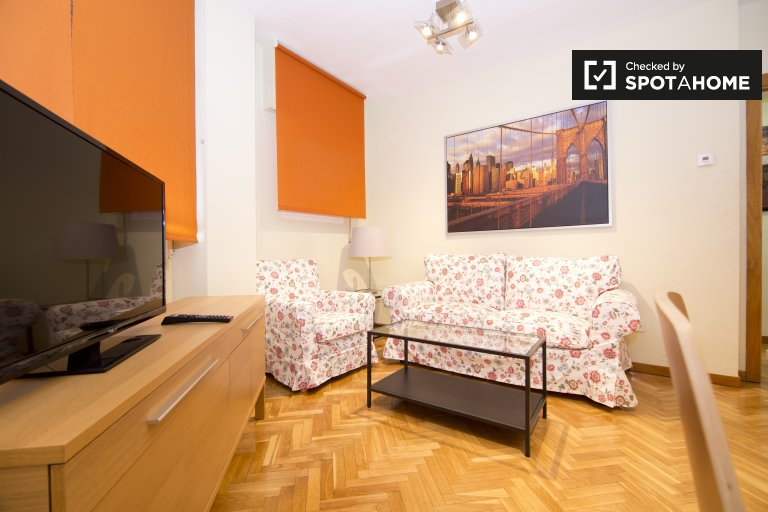 Stunning 1-bedroom apartment for rent in San Sebastián de Los Reyes