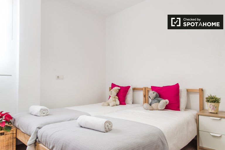 Charmante chambre à louer dans l'Eixample, Valence