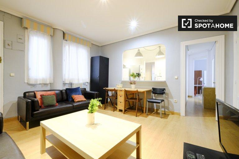Wspaniały apartament z 6 sypialniami do wynajęcia w Salamance w Madrycie