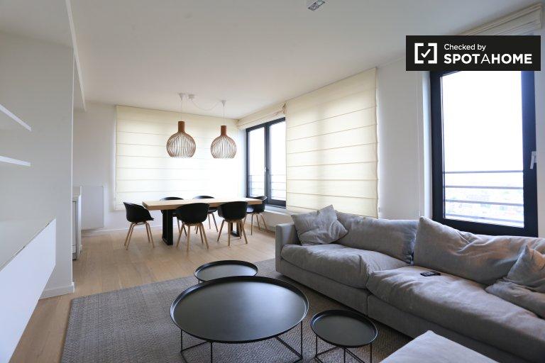 1-bedroom apartment for rent in European Quarter, Brussels