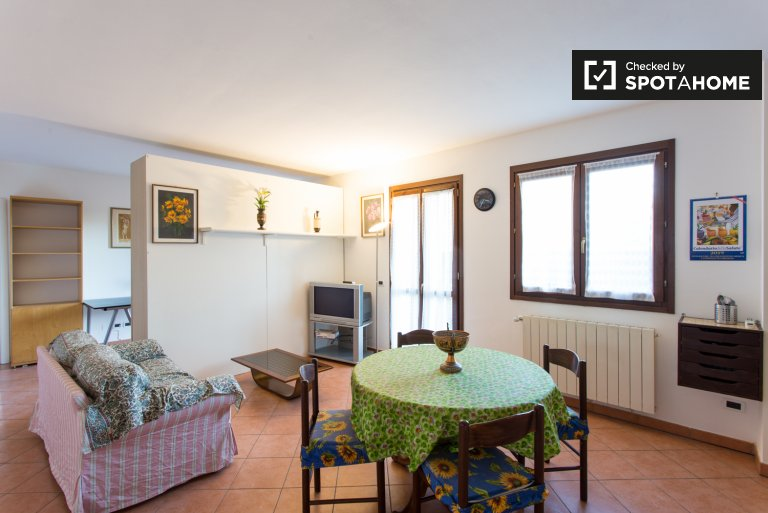 Charming 1-bedroom apartment for rent in Basiglio, Milan