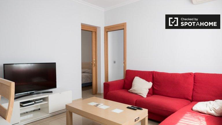 Moderno apartamento de 4 quartos para alugar em Prosperidad, Madrid