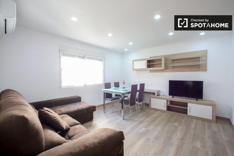 Moderno appartamento con 3 camere da letto in affitto, Poblats Marítims
