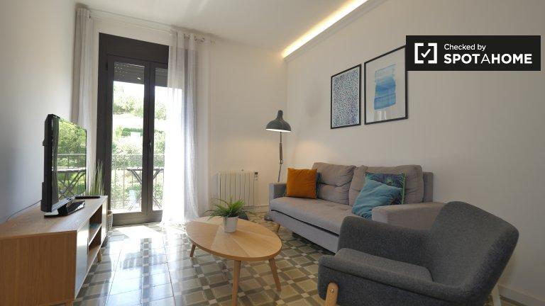 2-pokojowe mieszkanie do wynajęcia w Poble-Sec, Barcelona