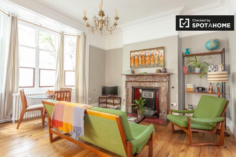 Apartamento de 1 quarto para alugar em Portobello, Dublin