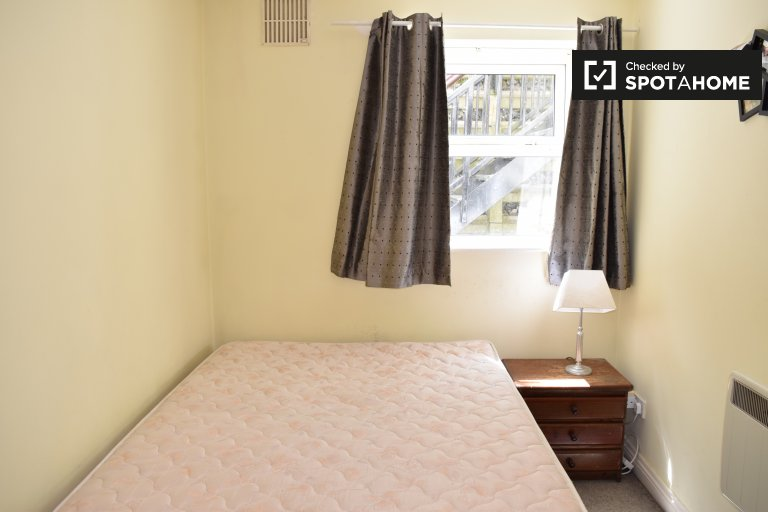 Quarto aconchegante para alugar em apartamento de 2 quartos em Howth, Dublin