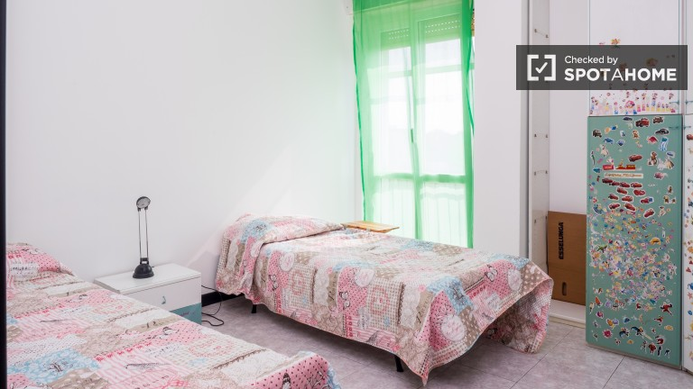 Bedroom 2 with 2 beds for rent in a shared occupancy bedroom