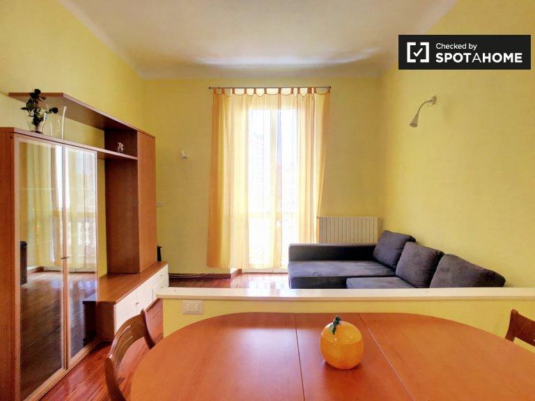Pintoresco apartamento de 1 dormitorio en alquiler en Porta Romana, Milán