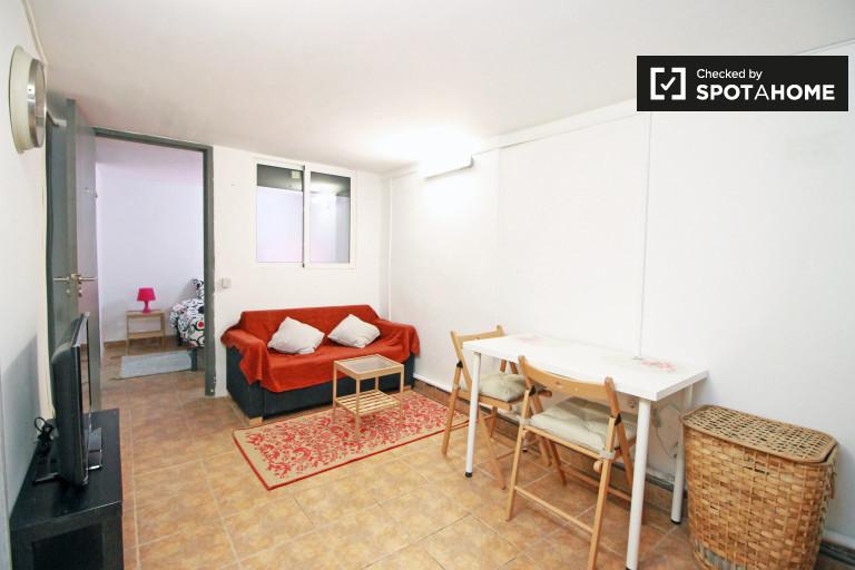 pisos alquiler 1 habitacion barcelona