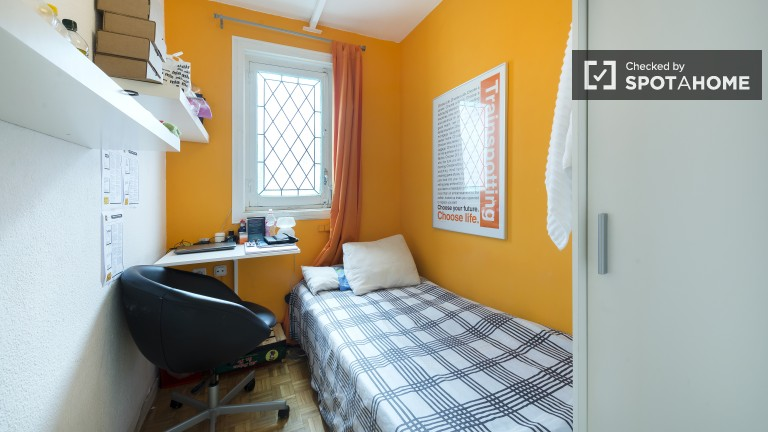 Rooms for Rent near Alonso Martinez - Madrid