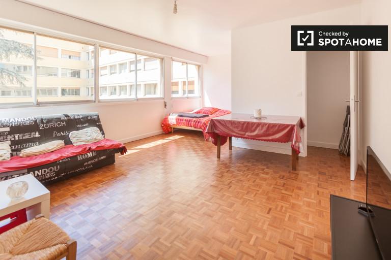 Studio apartment for rent in Pont de Levallois Bécon, Paris