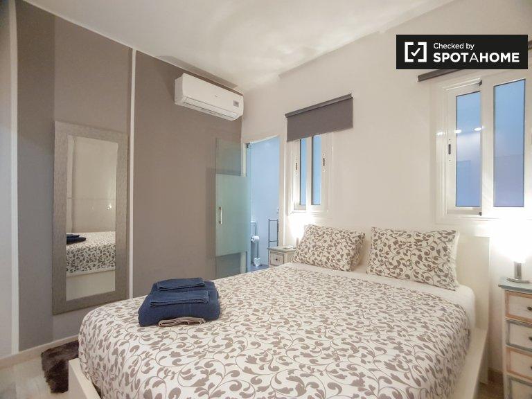 Chambres dans un agréable appartement de 2 chambres à louer à Poblenou