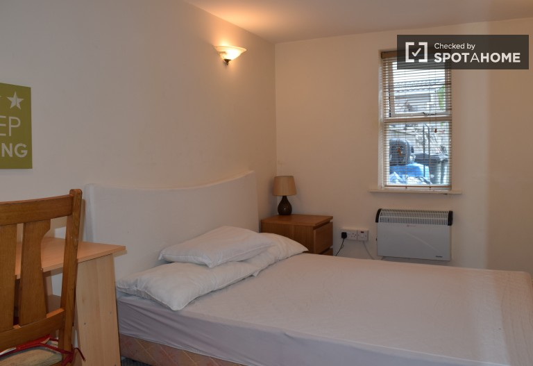 Apartment Room beautiful apartment room for rent near city center in a shared and