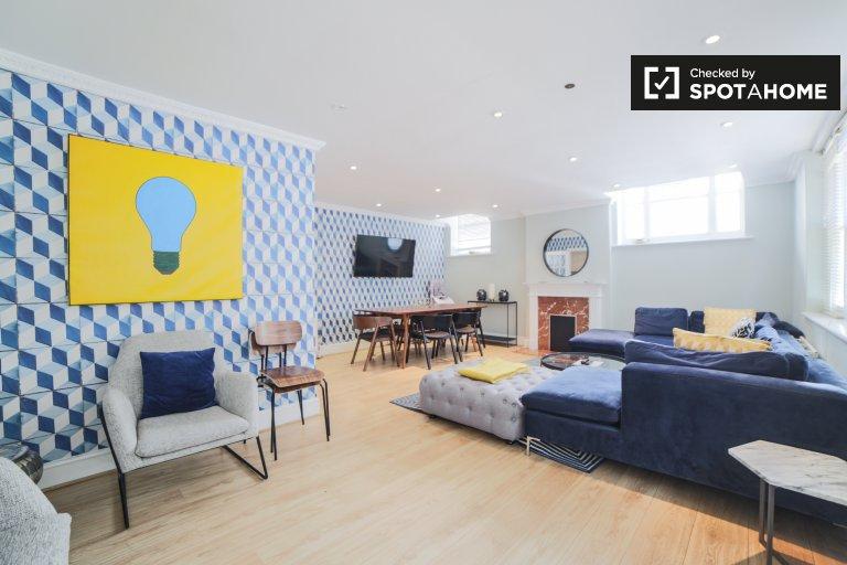 Appartement tendance de 6 chambres à louer à Kensington et Chelsea