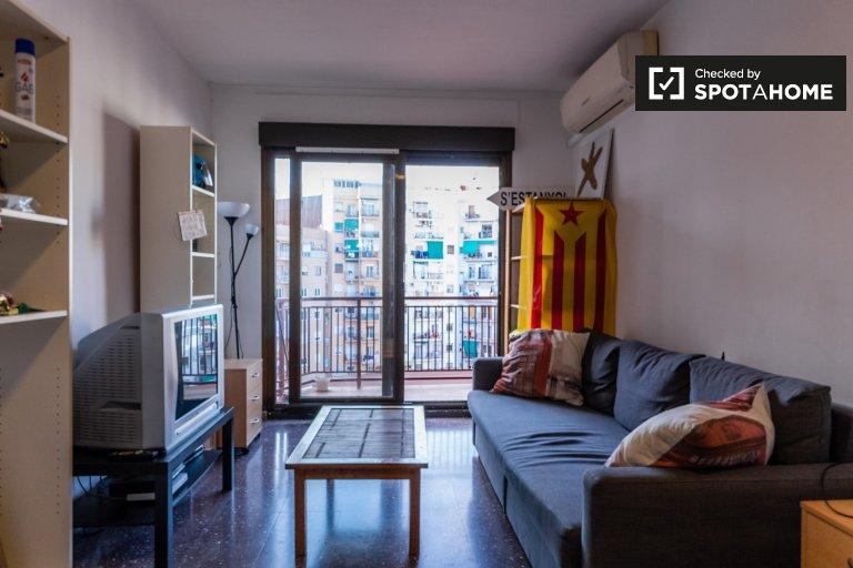 Sants, Barcelona kiralık rahat oda