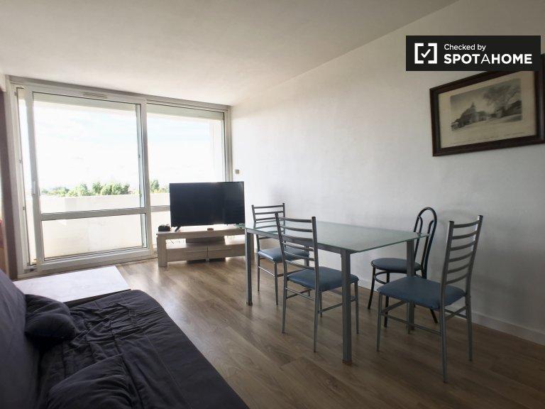 3-pokojowe mieszkanie do wynajęcia w Créteil, Paryż