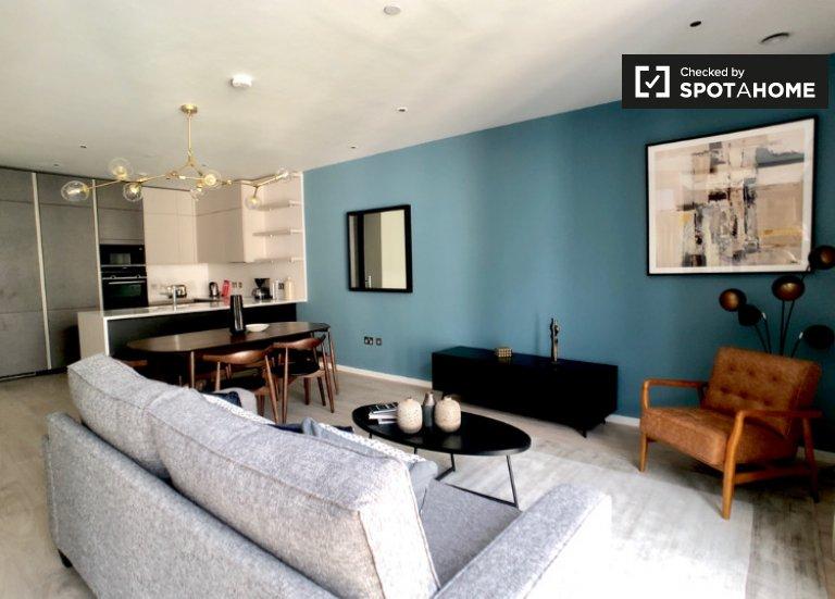 Cool appartement de 2 chambres à louer à Silicon Docks, Dublin