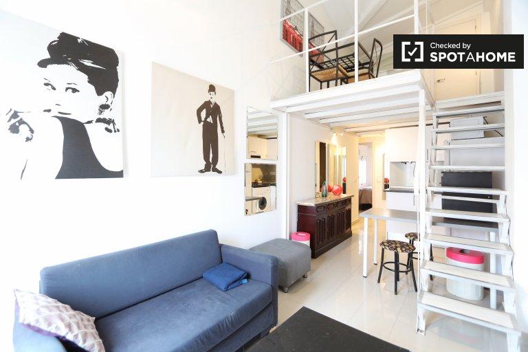 2-bedroom apartment for rent in Puerta del Ángel, Madrid