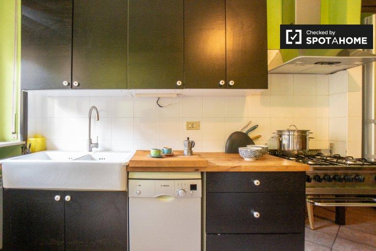 Geräumige 3-Zimmer-Wohnung zur Miete in Sempione, Mailand