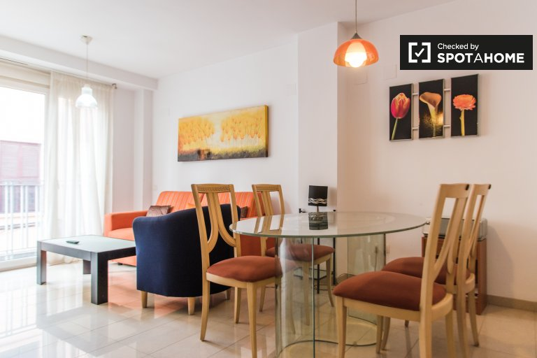 1-bedroom apartment for rent in Poblats Marítims, Valencia