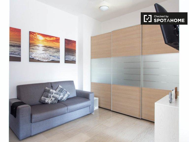 Studio-Wohnung zur Miete in Ticinese, Mailand