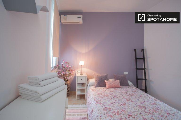 Cosy 1-bedroom apartment for rent in Feria