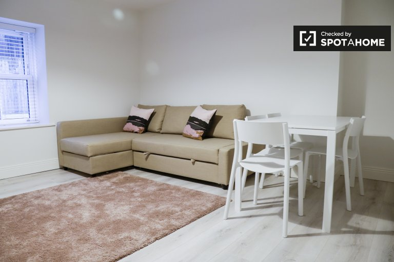 1-bedroom apartment for rent in Dundrum, Dublin