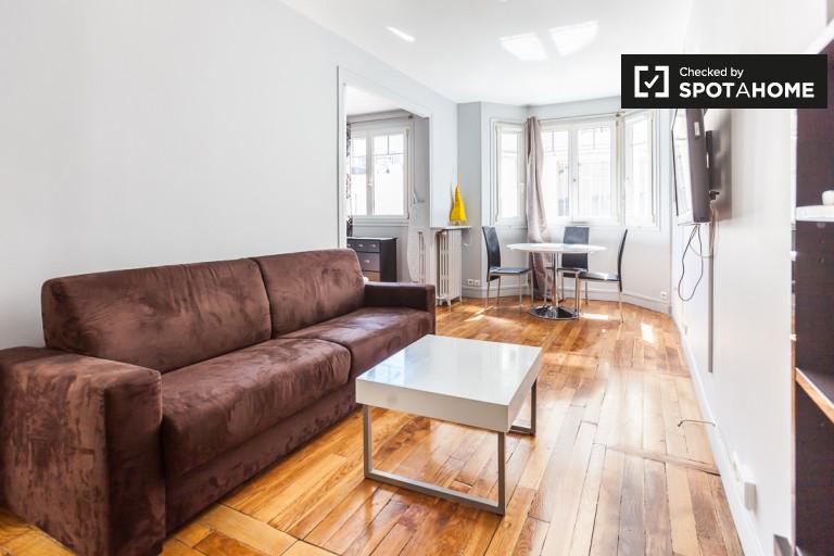 1-bedroom apartment for rent in 17th arrondissement, Paris