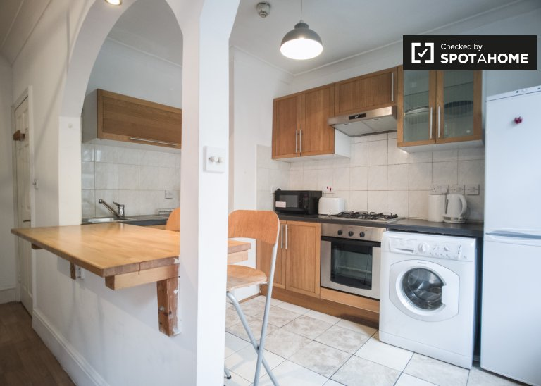 Stylowe mieszkanie z jedną sypialnią do wynajęcia w City of Westminster
