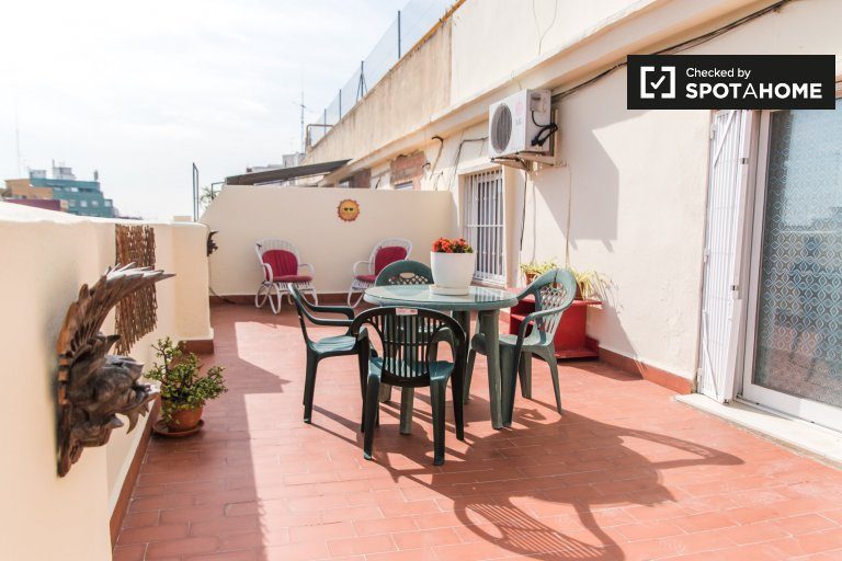 2-bedroom apartment for rent in Extramurs, Valencia