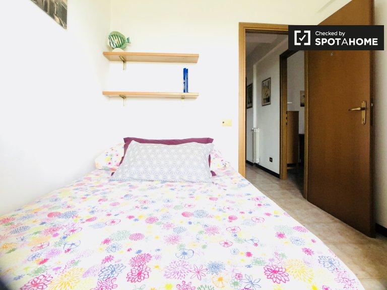 Marcigliana yakın Kiralık 4 yatak odalı güzel daire
