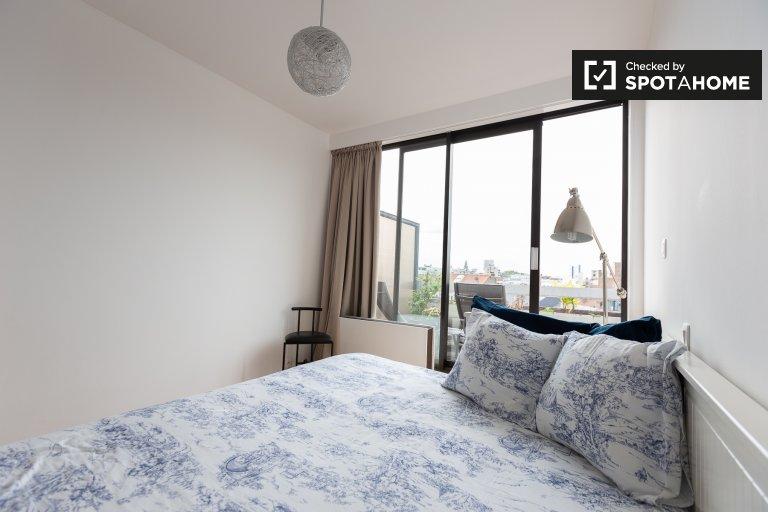 Chambre à louer dans un appartement de 2 chambres dans le centre de Bruxelles