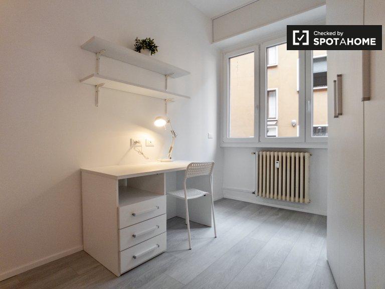 Milano Lambrate'de 4 yatak odalı kiralık daire