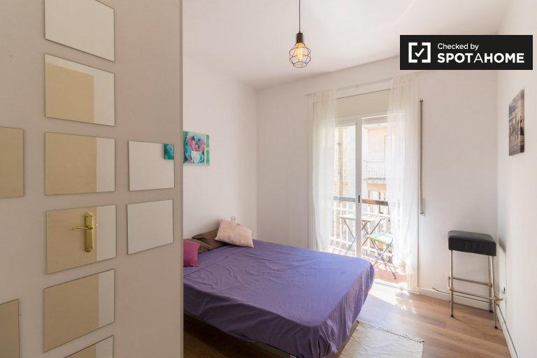Zimmer zu vermieten, süße 4-Zimmer-Wohnung, El Born, Barcelona