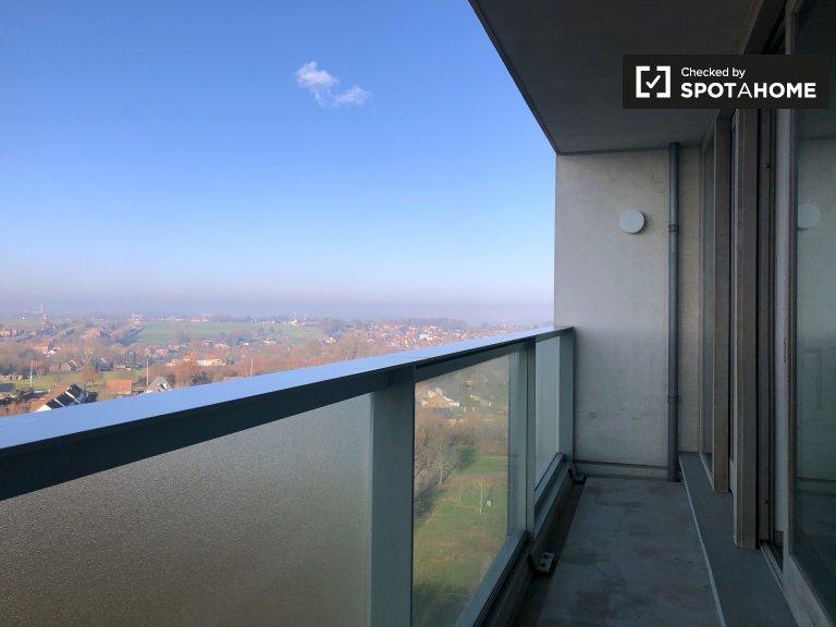1-pokojowe mieszkanie do wynajęcia w Vilvoord, Bruksela