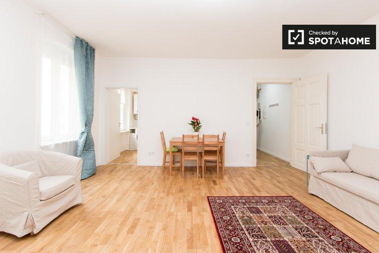 Acogedor apartamento de 1 dormitorio en alquiler en Spandau, Berlín
