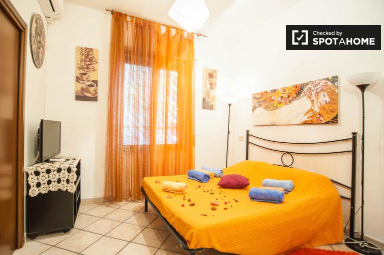 Gemütliche Studio-Wohnung zur Miete in Appio Latino