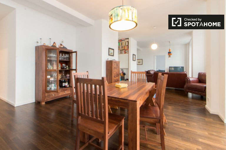5-łóżkowy apartament do wynajęcia, Charlottenburg-Wilmersdorf, Berlin