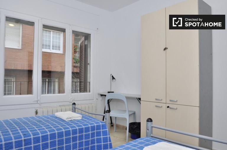 Private room in apartment in Vila de Gràcia, Barcelona