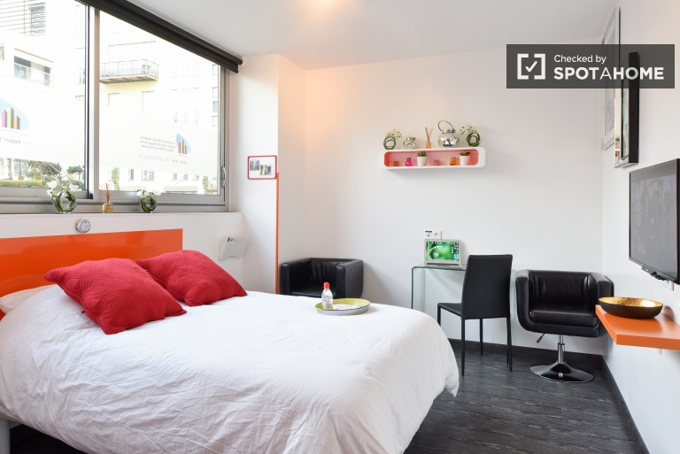 Wonderful room in apartment in Monplaisir, Lyon