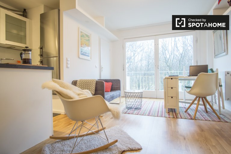 Chic studio apartment for rent in Mitte
