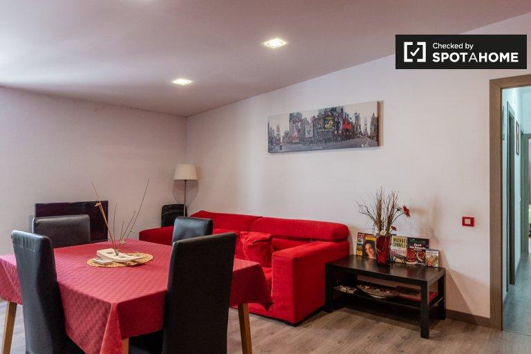 Apartamento de 3 quartos para alugar em La Ribera, Barcelona