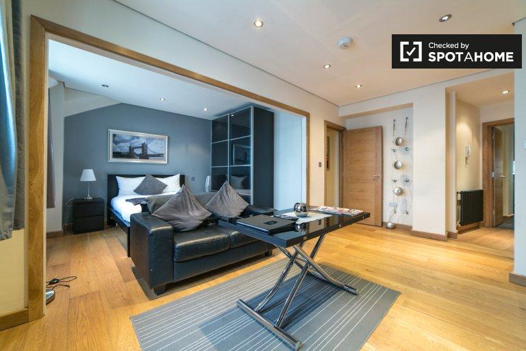 Stilvolle Studio-Wohnung in City of London, London zu vermieten