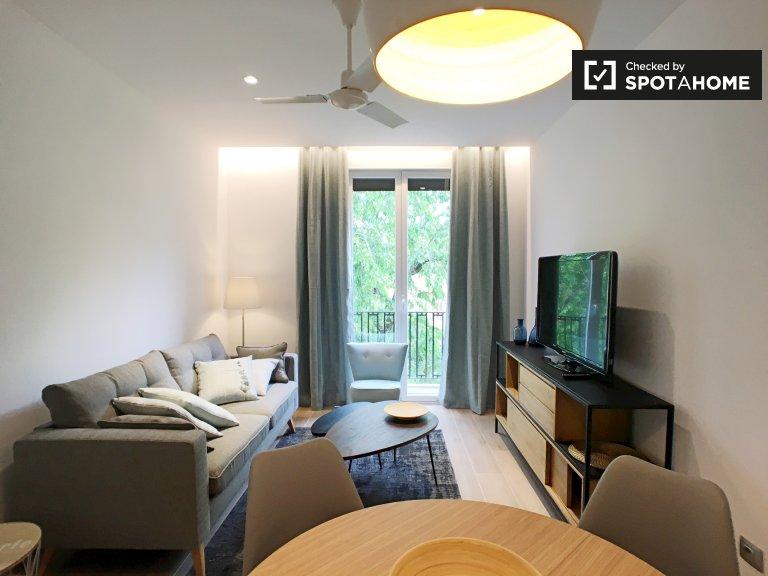Apartamento de 3 quartos para alugar em Salamanca, Madrid